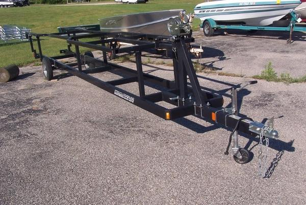 Karavan Pontoon Trailer