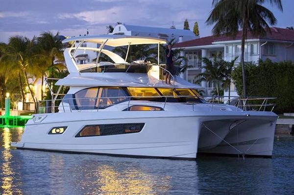 Aquila 44 44 Aquila Power Catamaran 2016