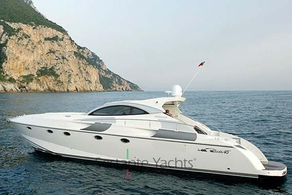 Rizzardi CR 45 INCREDIBLE Sestante Yachts Rizzardi 45 S Incredibile