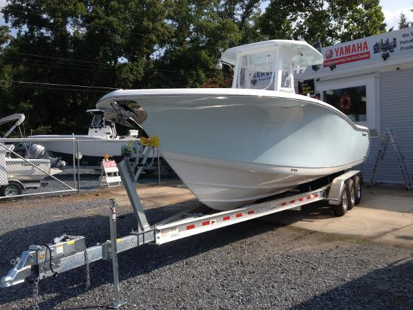 TIDEWATER BOATS 280 CC Click Here