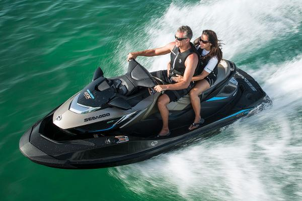 Sea-Doo GTX Limited iS 260 Manufacturer Provided Image