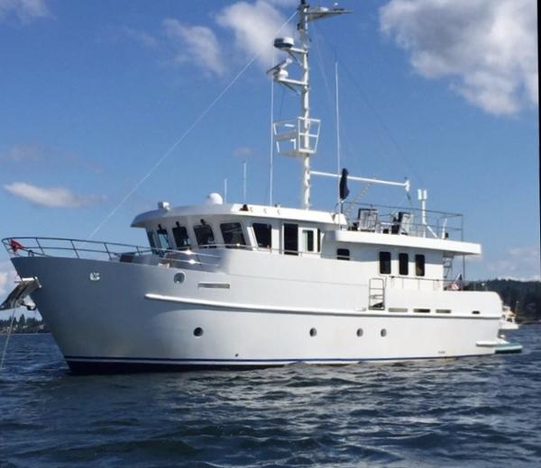 Precision Trawler Pilothouse