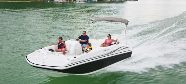 Hurricane SunDeck Sport 188 IO Manufacturer Provided Image: Manufacturer Provided Image