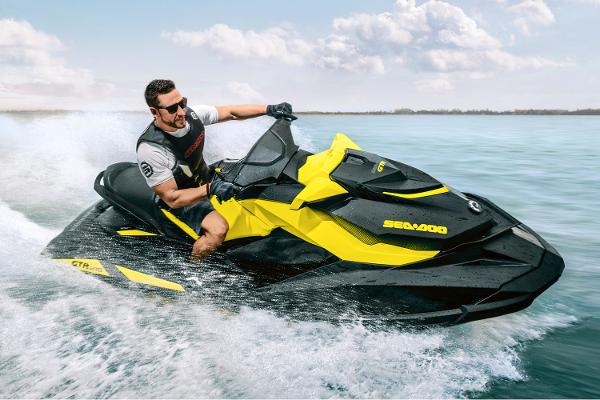 Sea-Doo GTR 215 Manufacturer Provided Image