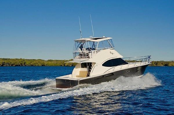 Riviera 45 Flybridge Manufacturer Provided Image