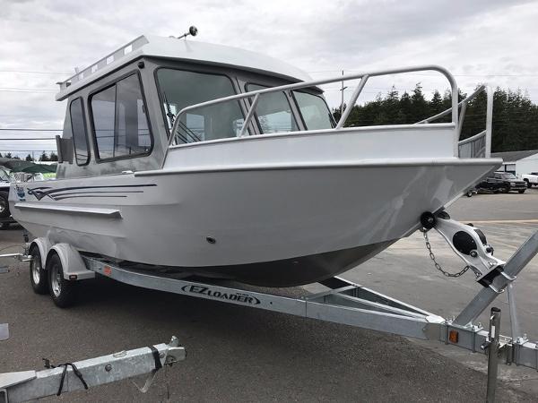 Rh Boats 22' PRO