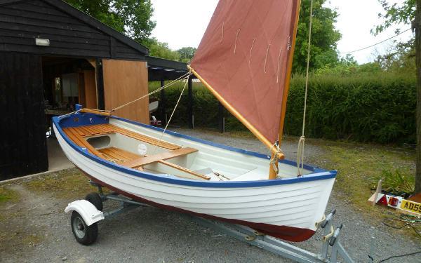 Classic 12ft NEW Smacks Boat