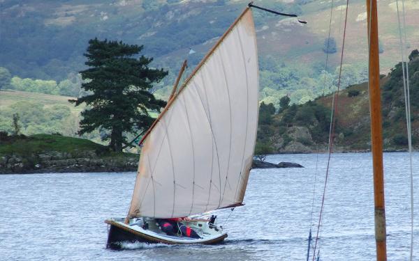 Classic 12ft NEW Smacks Boat 12ft Smacks Boat