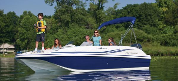 Hurricane SunDeck Sport 188 OB Manufacturer Provided Image: Manufacturer Provided Image