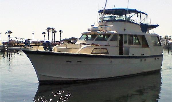 Hatteras 53 Motoryacht Gypsy Rose