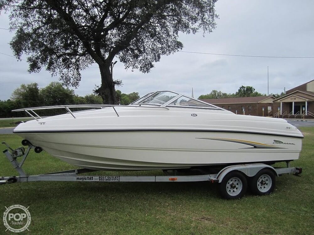 Chaparral 205 SSe 2002 Chaparral 21 SSE for sale in Pensacola, FL