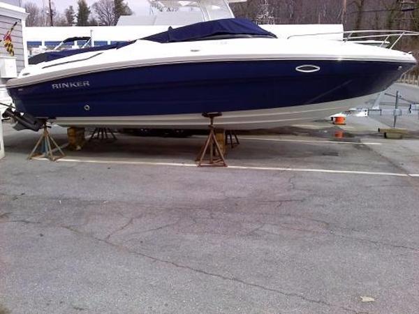 Rinker QX23 Cuddy Cabin