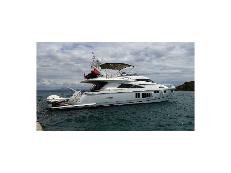 Fairline Boats Fairline Squadron 78