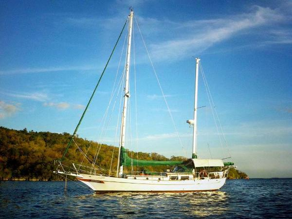 Ta Chiao CT 41 Ketch Profile