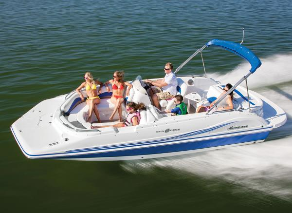 Hurricane SunDeck Sport 202 IO Manufacturer Provided Image: Manufacturer Provided Image