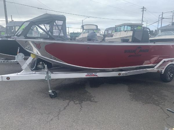 Willie Boats 20 X 72 CC RAPTOR