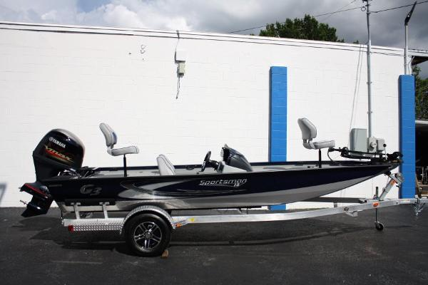 G3 Boats EAGLE SPORTSMAN 19