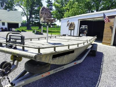 Gator Trax Gator Hide 4 Man 2007 Gator Trax Gator Hide 4 Man for sale in Orland, IN
