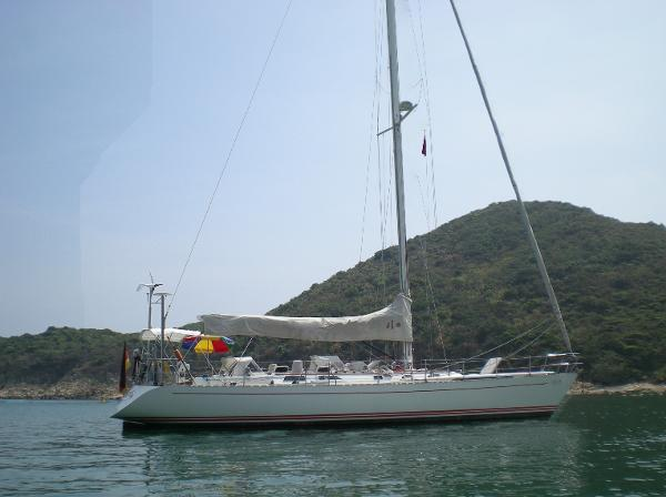 Cheoy Lee Pedrick 55 Sailing Yacht Cheoy Lee 55 -- Profile
