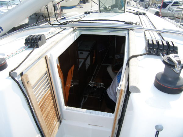 Beneteau Cyclades 39 Photo 1