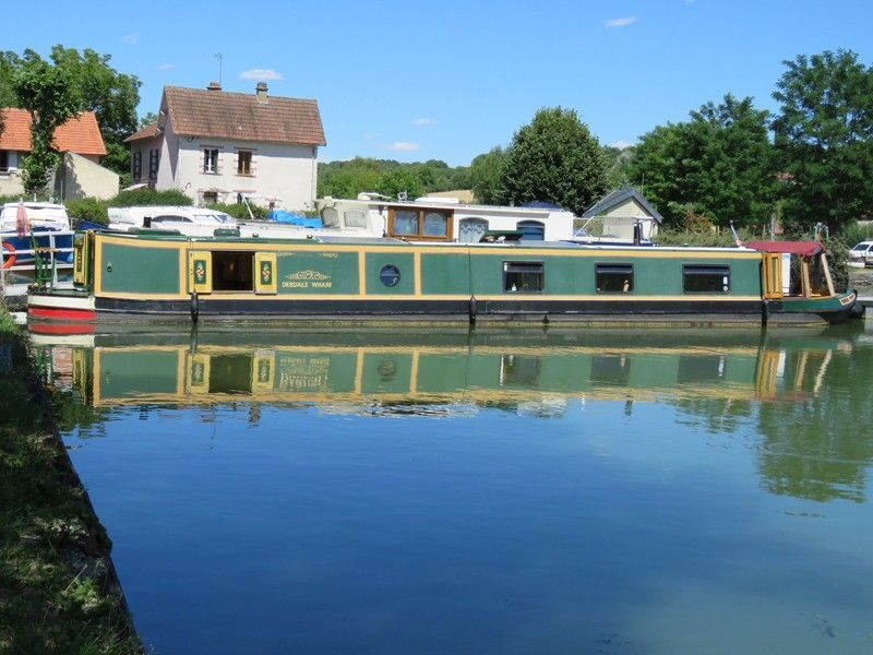 Narrowboat 62ft