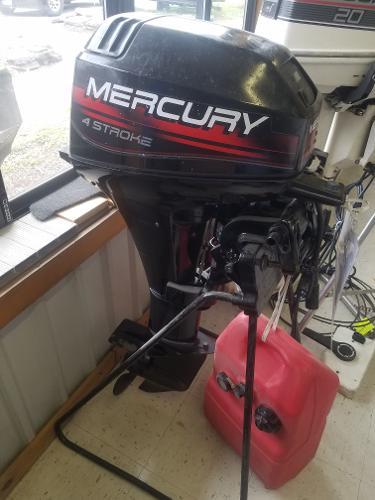 Mercury 9.9 EL