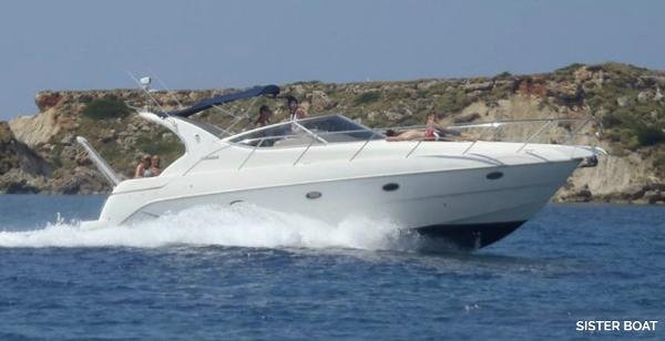Sessa Marine Oyster 36