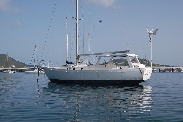 Cascade Yachts Inc 36 Sloop