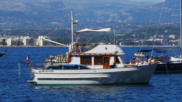 Trawler EUROBANKER 38 Trawler EUROBANKER 38