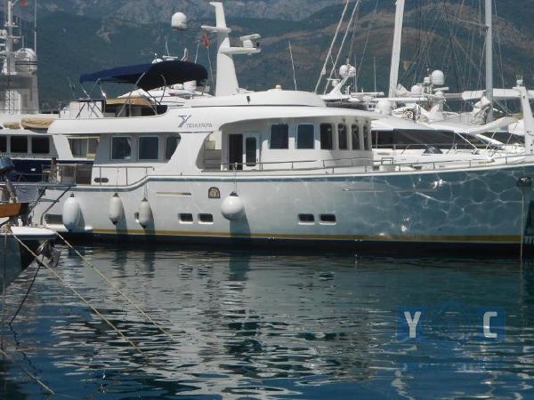 Terranova Yachts EXPLORER 68 Teranova 68 2008  BC Marıne 1