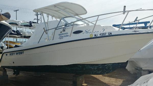 Key West 2300 Walkaround