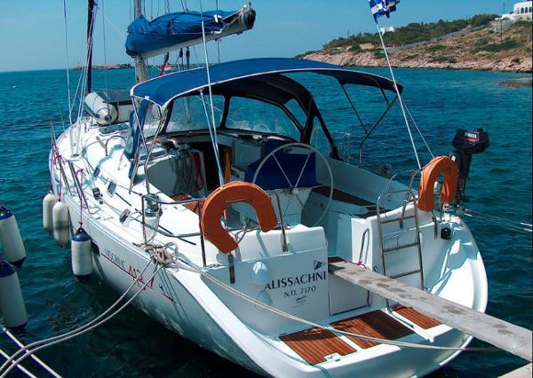 """Beneteau Oceanis Clipper 411 Beneteau Oceanis 411 Clipper """"Alissachni"""""""