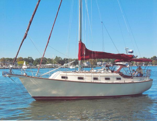 Island Packet 32 Sloop