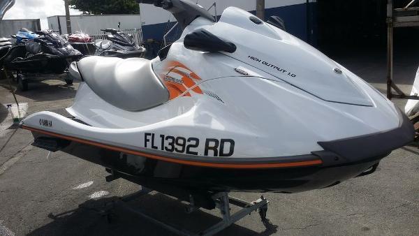 Yamaha Boats V1® Sport