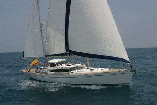 North Wind 58 Ketch Navegando