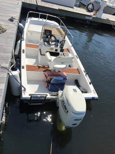 Bluefin 13' CENTER CONSOLE