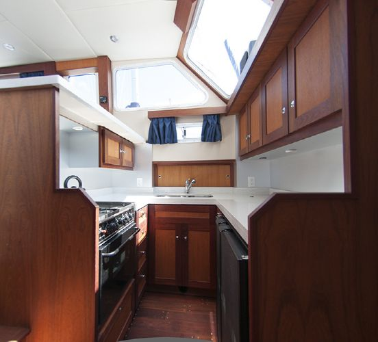Renovated Galley
