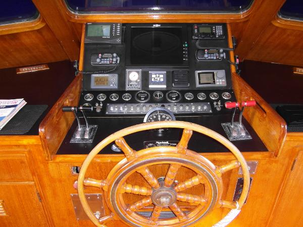 Pilothouse / Lower Helm