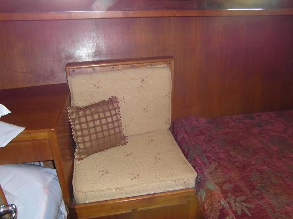 Starboard Guest Cabin Easy Chair