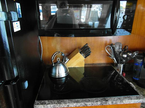 GE Convection Oven Microwave