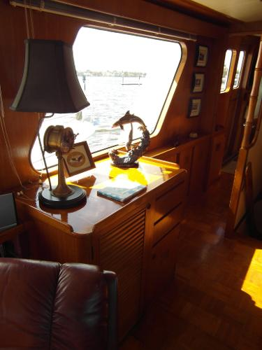 Saloon Portside Window