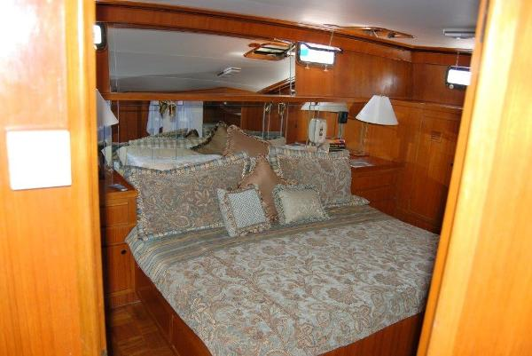 Entrance to Master Stateroom