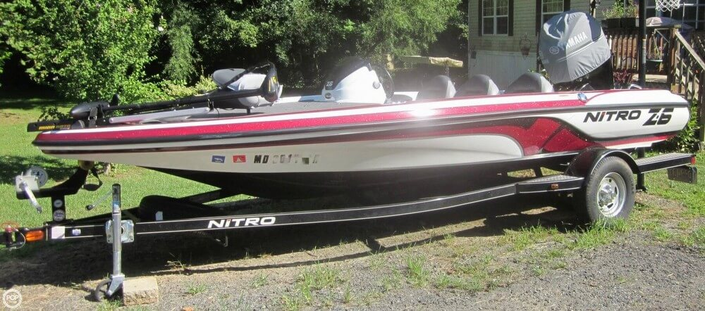 Nitro Z-6 2015 Nitro Z-6 for sale in Rising Sun, MD