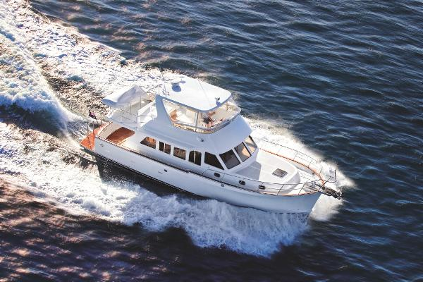 Explorer Motor Yachts 46 Sedan