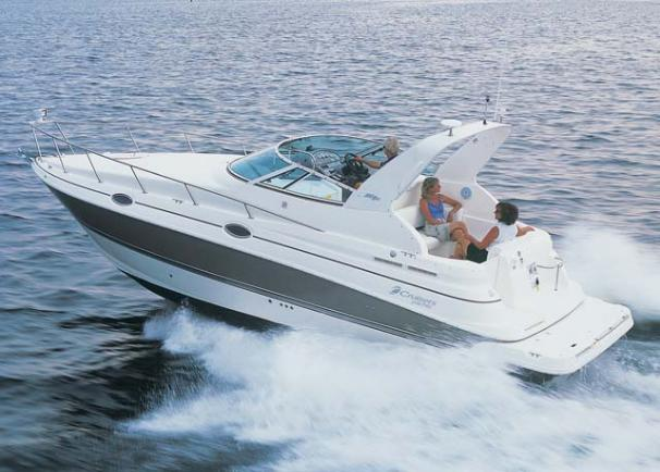 Cruisers Yachts 280 CXi Express Manufacturer Provided Image