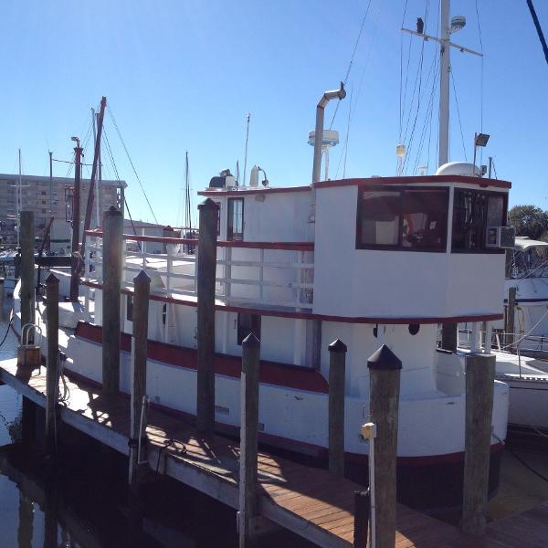 Custom Chesapeake Bay Buy Boat