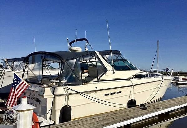 Sea Ray 390 Express Cruiser 1986 Sea Ray 390 Express for sale in Lanexa, VA