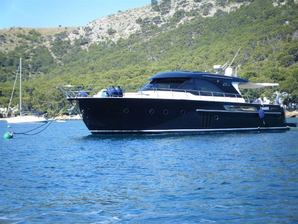 Arcoa Yachts 62 Mouillage 1