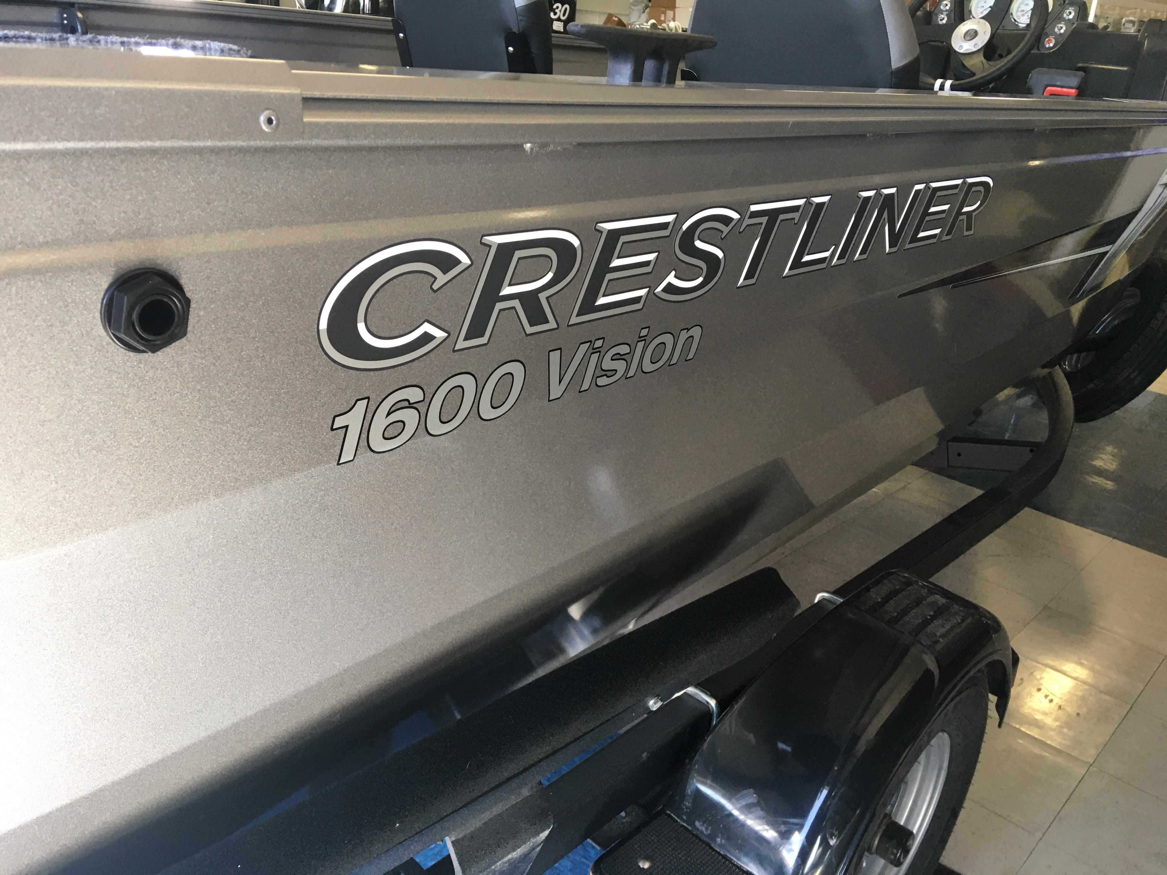 Crestliner 1600 VISION JS