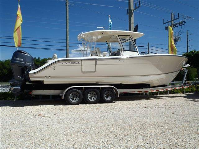 Cobia Center Console 344CC